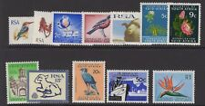SOUTH AFRICA SG313/25(no319) 1972-4 DEFINITIVE SET MNH