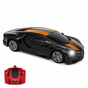 CMJ RC Cars Bugatti Chiron Officially Licensed Remote Control Car 1:24 Scale