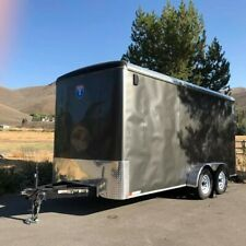 HOT! - Special on 7 x 16 enclosed cargo trailer