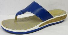 40,5 Sandali e scarpe blu per il mare da donna
