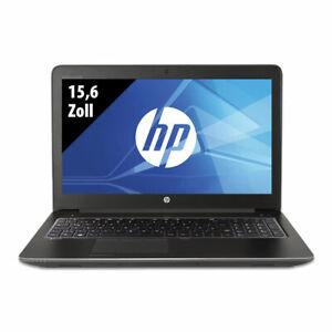HP ZBook 15 G3 - i7-6820HQ-32GB RAM-500GB SSD-Nvidia Quadro M2000M-FHD-Win10Pro