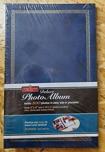 Family Heirloom Collection Deluxe Photo Album 300 photos 4 X 6 or # 1/2 X 5