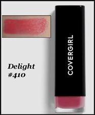 2 NEW & SEALED Covergirl Exhibitionist Colorlicious Cream Lipstick  #410 Delight