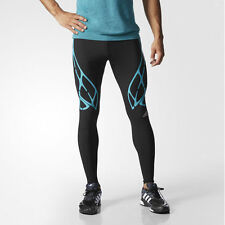 adidas Leggings Running Activewear for Men with Compression