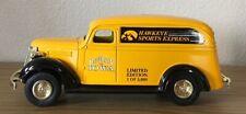 Iowa Hawkeye Ertl #13 Bank in Original Box