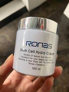 Ronas Stem Cell Hydro Cream Normal Oily Esthetic Skincare Shop Premium Korea