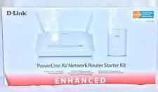D-Link DHP-1321 PowerLine Network Router Starter Kit