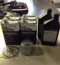 BMW K75 K100 Oil, Gearbox, And Final Drive Fluid Change Kit