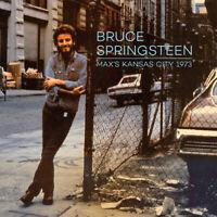 "Bruce Springsteen : Max's Kansas City 1973 VINYL 12"" Album 2 discs (2019)"
