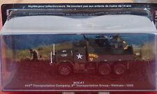 COMBAT TANK CARRO ARMATO M35 A1 TRANSPORTATION GROUP VIETNAM 1968
