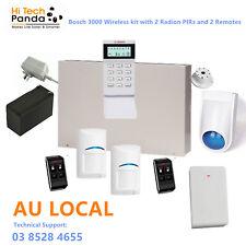 Bosch Alarm Solution 3000 Kit 16 Zone System With 3 Standard Pirs AU Local