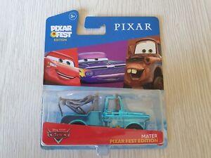 Voiture Cars Disney Mattel Pixar Fest Edition Brand New Mater (Martin) 2020