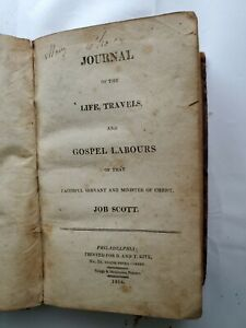 Journal of the Life, Travels, Gospel Labours of  Faithful Servant ,Minister of C