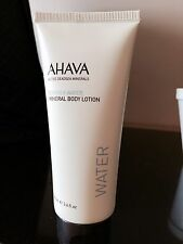 2 Pack AHAVA Mineral Body Lotion (3.4 fl.oz)