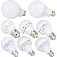 Energy Saving E27 LED Bulb Light 3W 5W 7W 9W 12W 15W 20W Globe Lamp 110V