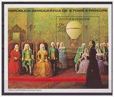 0292 Sao Tome 1984 Luchtballon Airballoon S/S Mnh