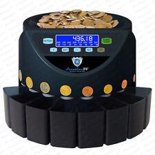 Geldzählmaschine Münzzähler Münzzählmaschine NEW LCD Securina24 SR1200LCD