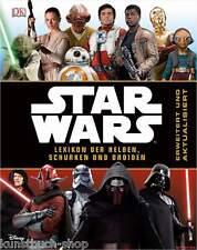 Fachbuch Star Wars™ Lexikon der Helden, Schurken und Droiden, informativ NEU