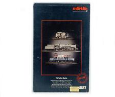 "MARKLIN MINI-CLUB 8887 Z GAUGE ""750 Jahre Berlin"" SET , DRG BR E94 BR 41 BR 89"
