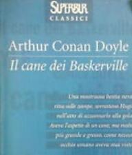 Il mastino dei Baskerville, ARTHUR CONAN DOYLE, BUR RIZZOLI LIBRI 9788817153508
