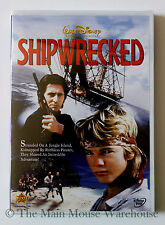 Classic Disney Tradition High Seas Adventure Pirates Shipwrecked Movie on DVD