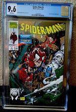 SPIDER-MAN #5 Marvel Comics Todd McFarlane Pt 5 Spiderman 1990 CGC 9.6