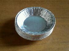 "50x Shallow Mince Pie or Jam Tart foil cases 2"""