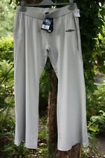 WOMENS UMBRO PRO TRAINING TROUSERS BNWT-UK16-SILVER-KICK-FLARE FOOTBALL/TRAINING