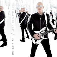 Joe Satriani - What Happens Next [New CD]
