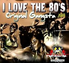 CHINESE ASSASSIN I LOVE THE 80'S DANCEHALL MIX CD