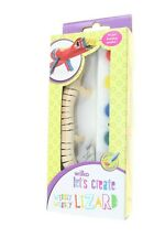 WILKO CREATE A WIBBLY WOBBLY LIZARD CHILDREN'S ACTIVITIES TOYS FUN AND GAMES