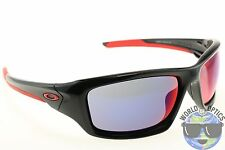 Oakley Valve Sunglasses OO9236-02 Polished Black w/ Positive Red Iridium Lens