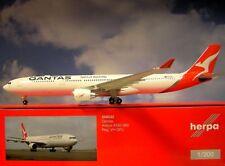 Herpa Wings 1:200 Airbus a330-300 Qantas vh-qpj 558532