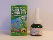 eSHa PRO-PHYLL 20ml. Aquatic Plant Food & Nutrients