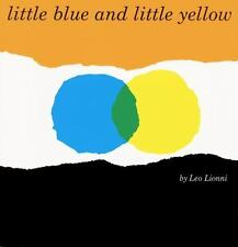 Little Blue and Little Yellow Lionni, Leo Paperback
