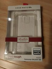 New Original Case-Mate Studio Naked Tough Case For Samsung Galaxy S5