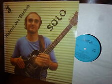 Helmut Joe Sachse, Solo, Amiga Jazz Stereo 856425, 1988