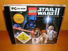 PC CD-ROM LEGO STAR WARS 2