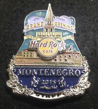 Hard Rock Cafe /Rock Shop Budva, Montenegro, Grand Opening Staff Pin