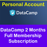 New Data Camp 2 Months Full Membership Subscription Service Fast Delivery
