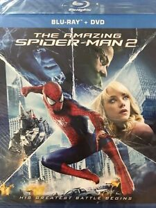 Amazing Spider-Man 2 [Blu-ray] Brand New Sealed