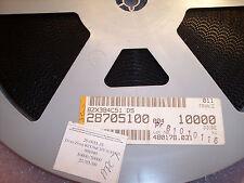 """QTY (10,000) BZX384C51 ITT SOD-323 51V ZENER DIODES  FULL REEL 13"""""""
