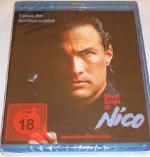 Nico - Blu-ray/NEU/OVP/Action/Steven Seagal/Pam Grier/Sharon Stone/FSK 18/uncut