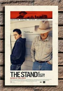 D-331 The Stand at Paxton County Movie Art 14x21 24x36 Silk Poster