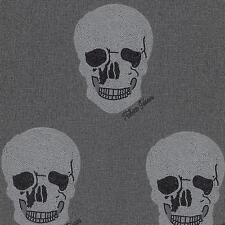 Rasch Roberto Geissini Skulls Wallpaper Metallic Glitter Spots Motif 492613