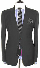 BNWT TAILOR-MADE PAUL SMITH THE FLORAL  CHARCOAL DARK GREY SLIM FIT SUIT 42R W36