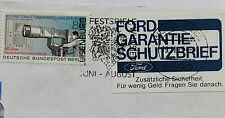 Echte Ungeprüfte Briefmarken aus Berlin (1948-1990) mit Bedarfsbrief