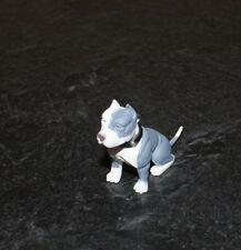 PIT BULL DOG SITTING GAURD G SCALE 1/18TH OR 1/24TH SCALE DIORAMA ACCESSORY!