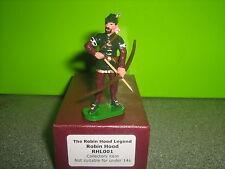 Robin Hood Figura De Metal Pintada a mano escala 1/32