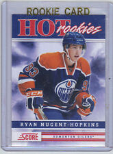 11-12 Score Ryan Nugent-Hopkins Rookie Card RC #551 Short Print SP Mint